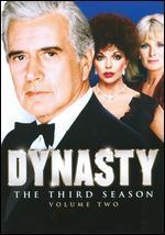 Dynasty: Season Three, Vol. 2 [3 Discs]
