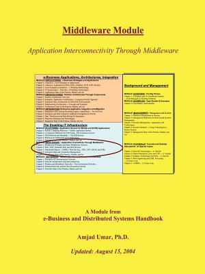 E-Business and Distributed Systems Handbook: Middleware Module - Umar, Amjad