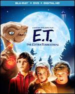 E.T. the Extra-Terrestrial [Includes Digital Copy] [UltraViolet] [Blu-ray/DVD] [2 Discs]