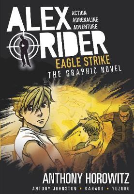 Eagle Strike Graphic Novel - Horowitz, and Johnston, and Kanako