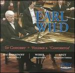 Earl Wild In Concert, Vol. 2