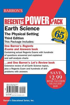 Earth Science Power Pack - Denecke, Edward J, Jr.