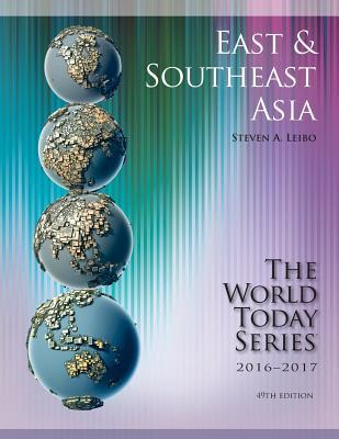 East and Southeast Asia - Leibo, Steven A