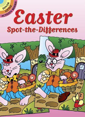 Easter Spot-The-Differences - Radtke, Becky