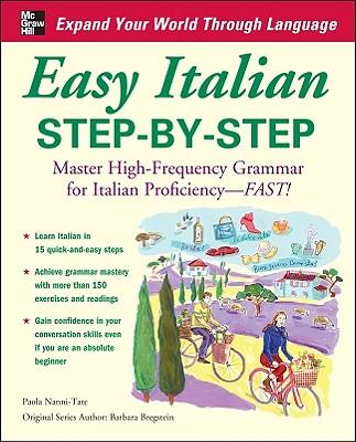 Easy Italian Step-By-Step - Nanni-Tate, Paola