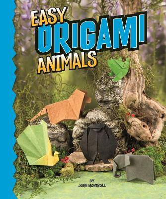 Easy Origami Animals - Montroll, John