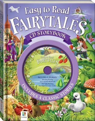 Easy To Read Fairytales CD Storybook -