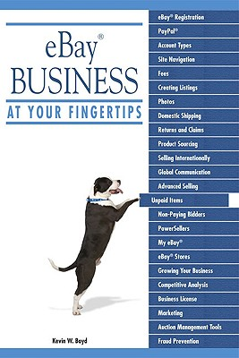 eBay Business at Your Fingertips - Boyd, Kevin W
