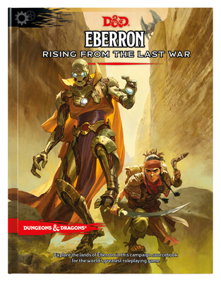 Eberron: Rising from the Last War (D&d Campaign Setting and Adventure Book) - Wizards RPG Team