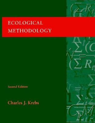 Ecological Methodology - Krebs, Charles J
