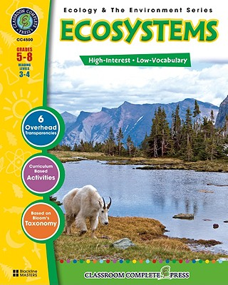 Ecosystems: Grades 5-8 - Wagner, Angela