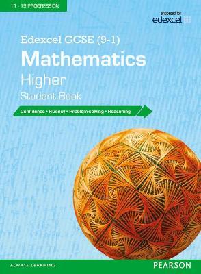 Edexcel GCSE (9-1) Mathematics: Higher Student Book -