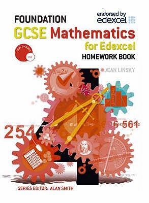 Edexcel GCSE Maths: Foundation Homework Book: Two Tier GCSE Maths - Smith, Alan, Prof., and Goldie, Sophie