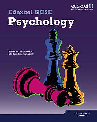 Edexcel GCSE Psychology Student Book - Brain, Christine, and Russell, Julia, and Smith, Karren