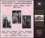 Edition Wiener Staatsoper Live, Vol. 16