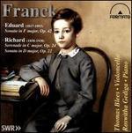 Eduard and Richard Franck: Music for Violin and Piano