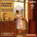 Eduard Franck: The Sonatas for Violin & Piano