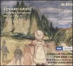 Edvard Grieg: Complete Symphonic Works, Vol. 5