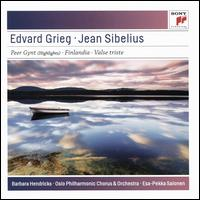 Edvard Grieg: Peer Gynt Op. 23 (Excerpts); Jean Sibelius: Finlandia; Valse Triste - Barbara Hendricks (soprano); Oslo Philharmonic Chorus (choir, chorus); Esa-Pekka Salonen (conductor)