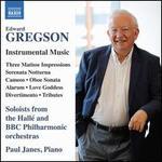 Edward Gregson: Instrumental Music