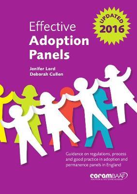 Effective Adoption Panels - Lord, Jenifer, and Cullen, Deborah