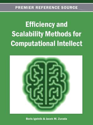 Efficiency and Scalability Methods for Computational Intellect - Igelnik, Boris (Editor), and Zurada, Jacek M (Editor)