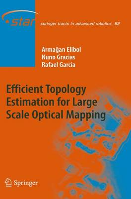 Efficient Topology Estimation for Large Scale Optical Mapping - Elibol, Armagan, and Gracias, Nuno, and Garcia, Rafael