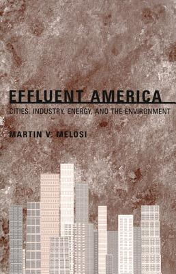 Effluent America: Cities, Industry, Energy, and the Environment - Melosi, Martin V, Professor