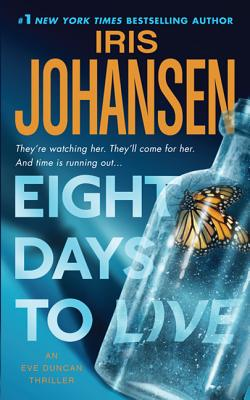 Eight Days to Live - Johansen, Iris