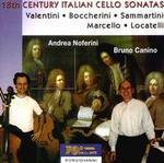 Eighteenth Century Italian Cello Sonatas