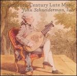 Eighteenth-Century Lute Music