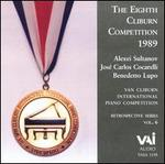 Eighth Cliburn Competition, 1989