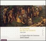 El Can�oner del Duc de Calabria