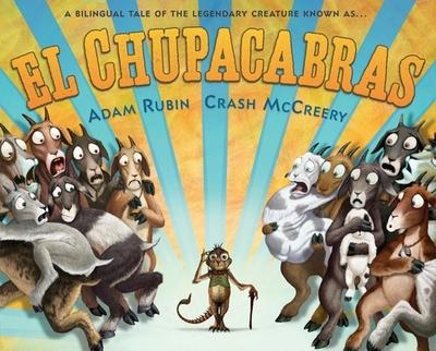 El Chupacabras - Rubin, Adam