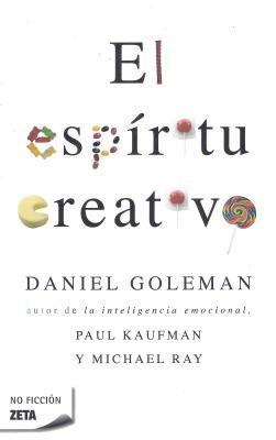 El Espiritu Creativo - Goleman, Daniel P, Ph.D.