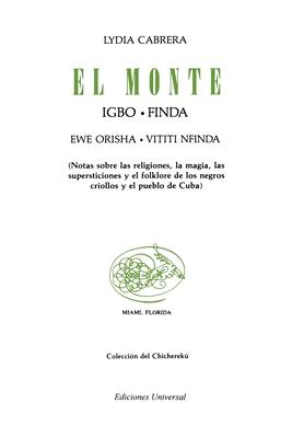 El Monte - Cabrera, Lydia