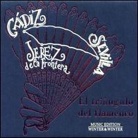 El  Triángulo Del Flamenco - Carmen De La Jara/ Vicente Gelo