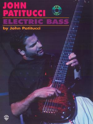 Electric Bass: Book & CD - Patitucci, John