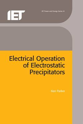 Electrical Operation of Electrostatic Precipitators - Parker, Ken
