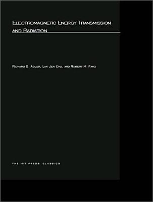 Electromagnetic Energy Transmission and Radiation - Adler, Richard B