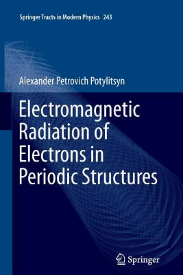 Electromagnetic Radiation of Electrons in Periodic Structures - Potylitsyn, Alexander