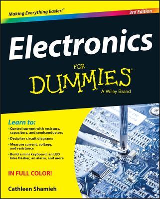 Electronics for Dummies - Shamieh, Cathleen