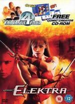 Elektra [With Fantastic Four Comic Creator CD-Rom] - Rob Bowman