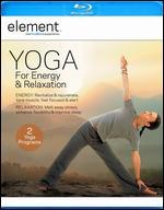 Element: Yoga for Energy & Relaxation [Blu-ray]
