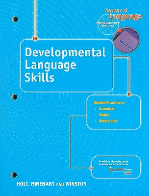Elements of Language: Developmental Language Skills Guided Practice, Introductory Course - Guidici, Guy (Editor), and Rigney, Amber M (Editor)