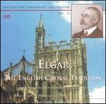 Elgar and the English Choral Tradition