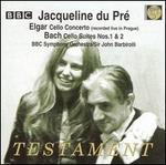 Elgar: Cello Concerto; Bach: Cello Suites Nos. 1 & 2