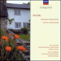 Elgar: Enigma Variations; Cello Concerto [Australia] -