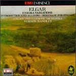 Elgar: Enigma Variations; Introduction and Allegro; Serenade for Strings