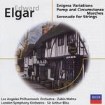 Elgar: Enigma Variations; Pomp & Circumstance Marches; Sereande for Strings